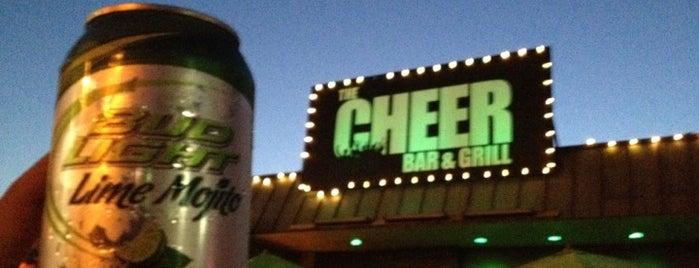 The Cheer is one of Posti che sono piaciuti a Amanda.