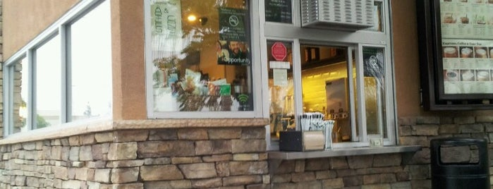 Starbucks is one of Todd 님이 좋아한 장소.