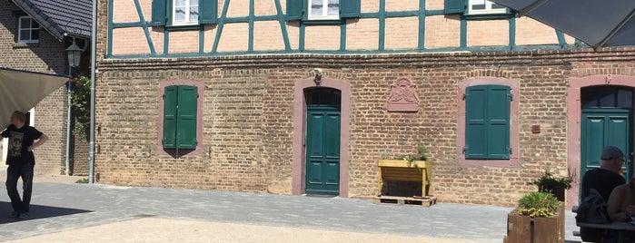 Gymnicher Mühle is one of Köln.