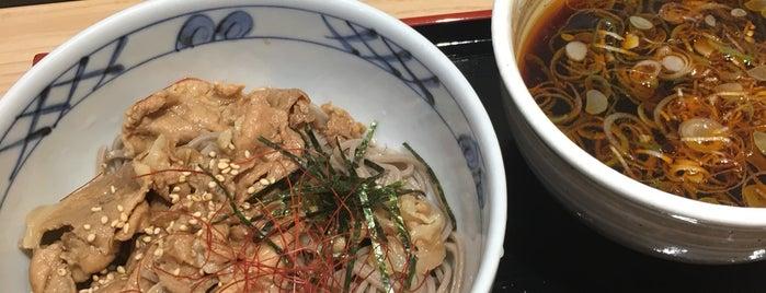 駅そば しらかみ庵 is one of _h_t_i__e_K__さんのお気に入りスポット.