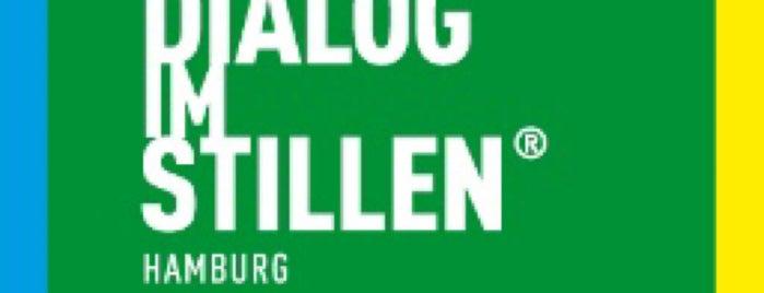 Dialog im Stillen is one of To-visit in Hamburg.