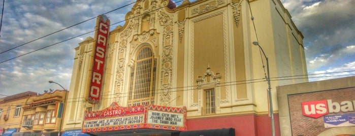 The Castro is one of Great City By The Bay - San Francisco, CA #visitUS.