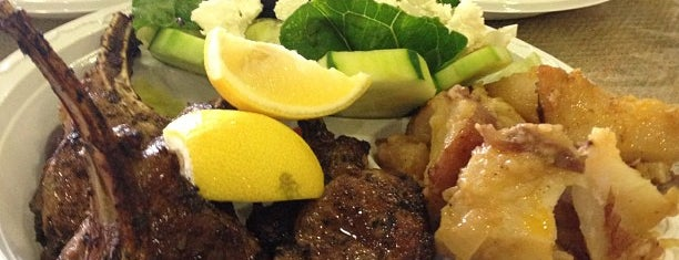 Papa Cristo's Catering & Greek Taverna is one of LA/SoCal.