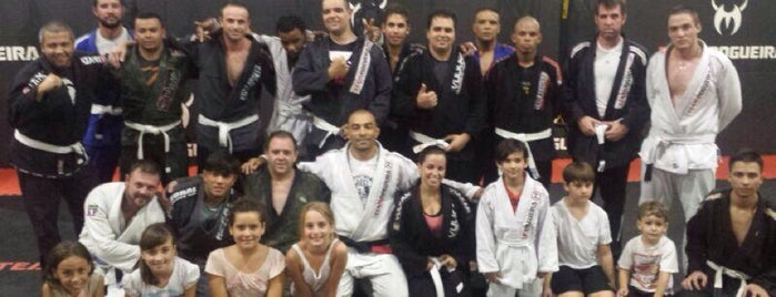 Team Nogueira Santo André is one of Robertさんのお気に入りスポット.