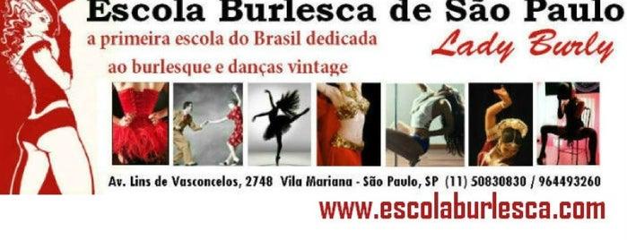 Escola Burlesca de São Paulo is one of Vila Mariana e arredores.