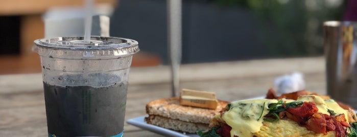 Larchmont Bungalow Cafe is one of LA.