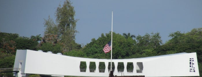 Pearl Harbor is one of US Landmarks.