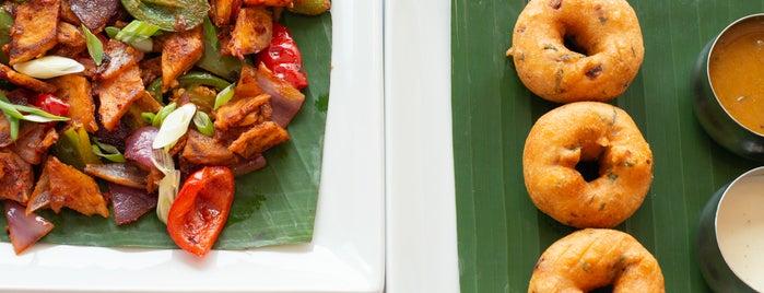 Porottas South Indian Cuisine is one of ed 님이 좋아한 장소.