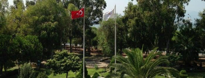 İzmir Çevre ve Şehircilik İl Müdürlüğü is one of Orte, die Olcay gefallen.