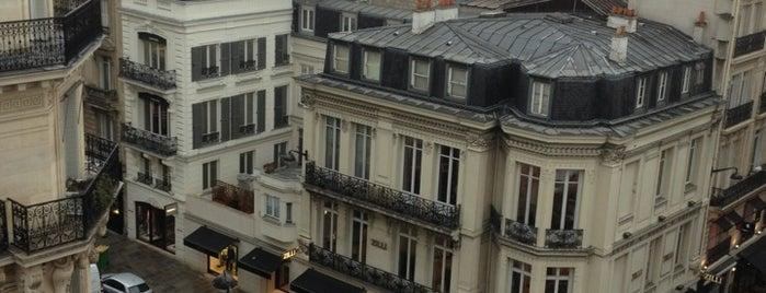 Hotel Claridge is one of PARIS.