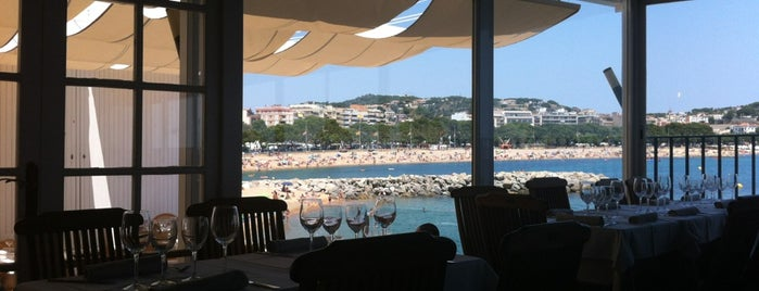El Dorado Mar is one of Costa Brava 34+1 Top Restaurants.