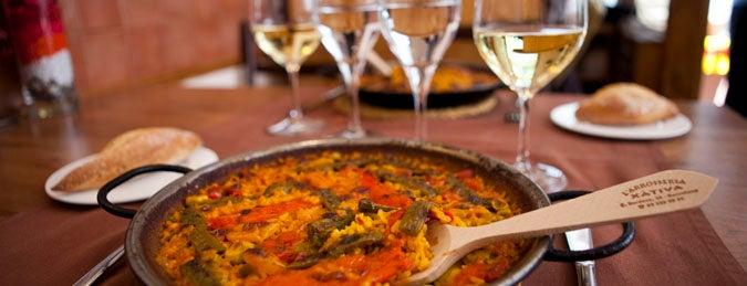 Arrosseria Xàtiva is one of Ruta a Les Corts. La ruta gastronòmica.