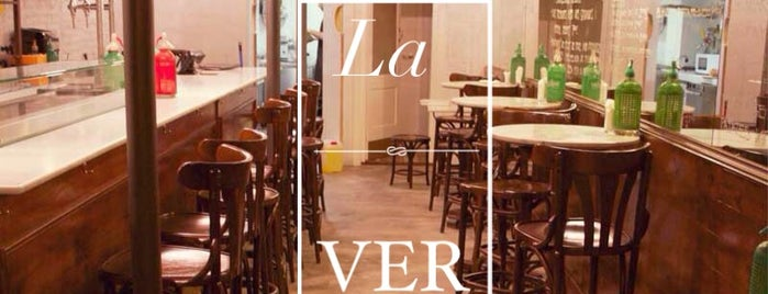 La Vermu is one of Barcelona favourites.