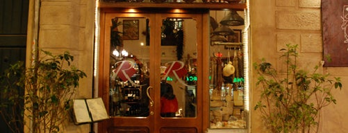 Can Recasens is one of Barcelona's romantic restaurants by TimeOut BCN.