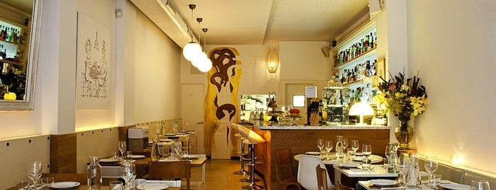 Gut is one of Barcelona's romantic restaurants by TimeOut BCN.