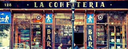 La Confitería is one of BARCELONA :: Best of BCN.