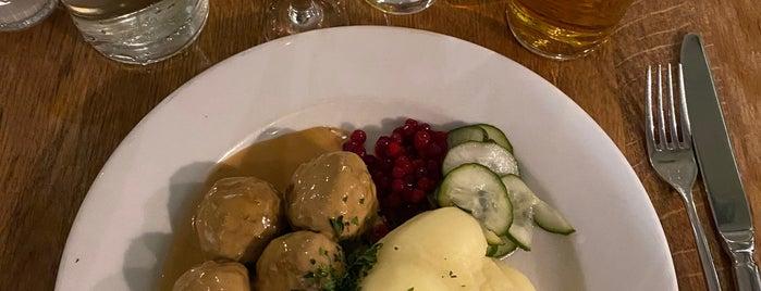 Nomad Swedish Food & Bar is one of Стокгольм.