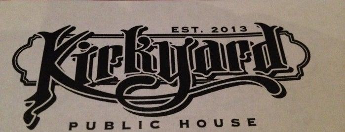 Kirkyard Public House is one of Need to Drink Atlanta.