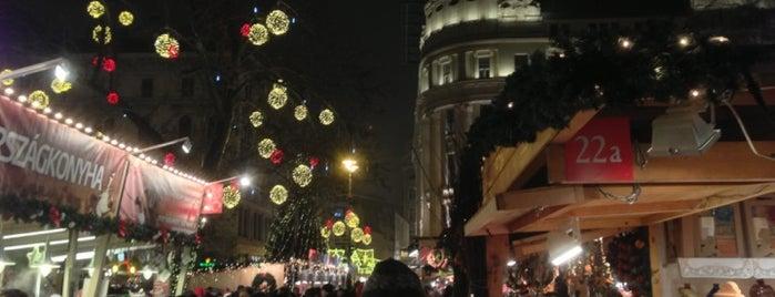 Karácsonyi Vásár | Christmas Fair is one of Bp - ahova el kell menni.