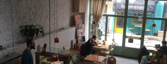 Dandin Bakery is one of İstanbul.