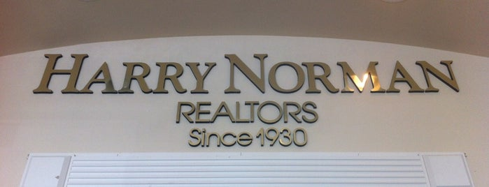 Harry Norman, REALTORS Forsyth/Lake Lanier Office is one of Tempat yang Disimpan KeytoSavannah.com.