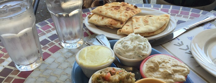 Plaka is one of NYC - Mediterranean & Middle Eastern.