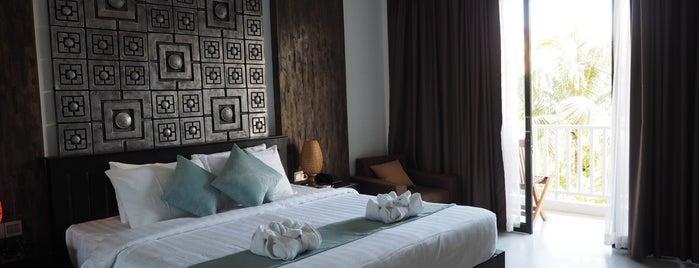 Ladear Angkor Hotel is one of สถานที่ที่ Caro ถูกใจ.
