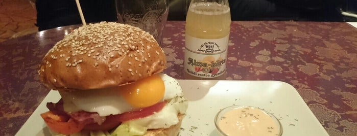 Nappali Burger Bár is one of Balaton.