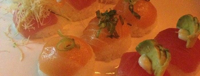 Momo Sushi Shack is one of Explore your own neighborhood, jerk..