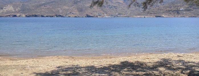 Αγια Θαλασσα is one of Tinos.