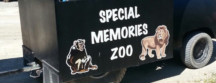 Special Memories Zoo is one of Paulina's Saved Places.