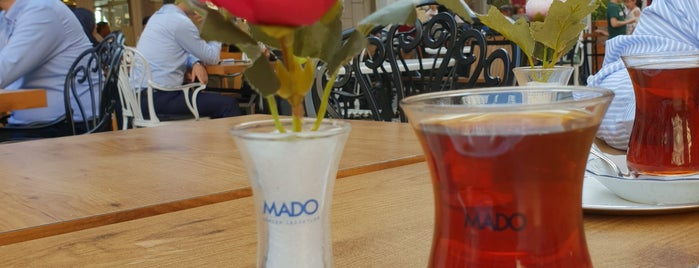 Mado is one of Istanbul 2.