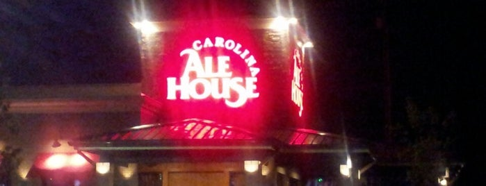 Carolina Ale House is one of Breweries I've been to.