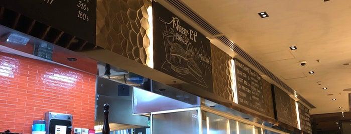 Nusr-Et Burger is one of Orte, die Selahaddin Eyyubi gefallen.