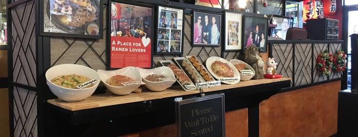 I Love Ramen Japanese Noodles is one of สถานที่ที่บันทึกไว้ของ Romie.