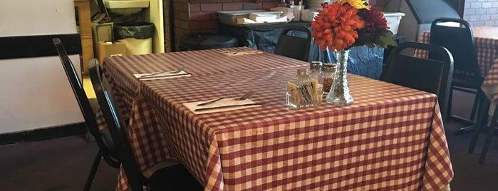 Angelo's Pizza & Pasta House is one of Lugares guardados de David K.