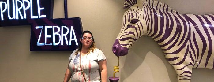 Purple Zebra is one of Costa Oeste EUA 2016-10.