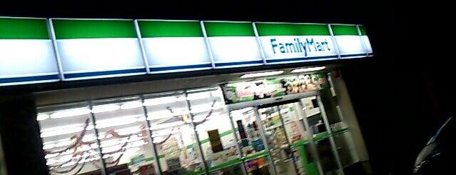 ファミリーマート 所沢北野新町店 is one of Tの世界.