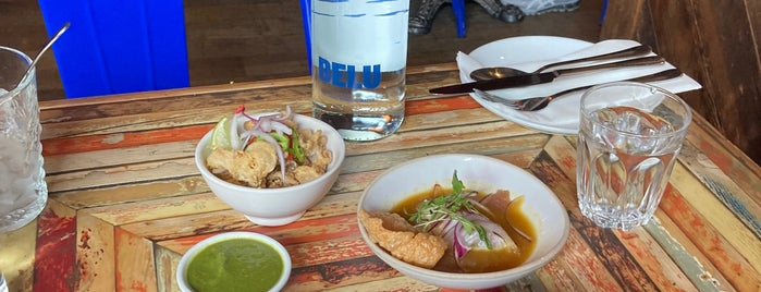 Señor Ceviche is one of Recommendations - London.