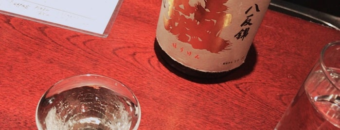 Sake Stand Moto is one of PUNCH - Tokyo.