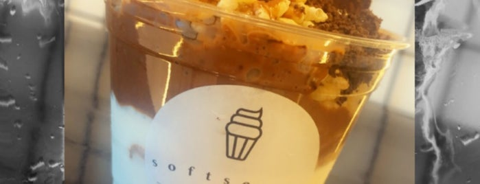Soft Serve Society is one of New jed.