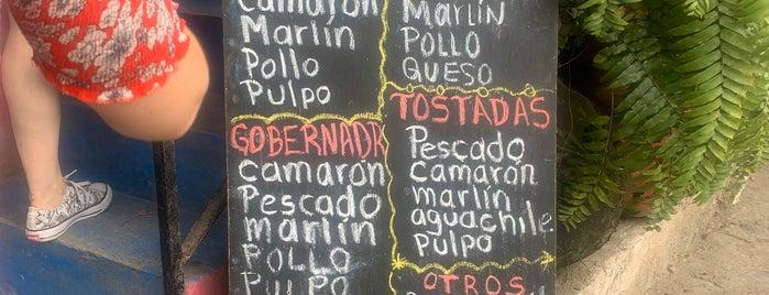 Mariscos El Rinconcito is one of Sayulita.