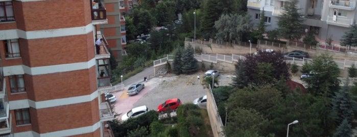 İdareciler Sitesi is one of Lugares favoritos de Gurkan.