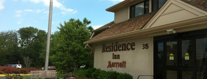 Residence Inn by Marriott Herndon Reston is one of Lugares favoritos de Lucila.