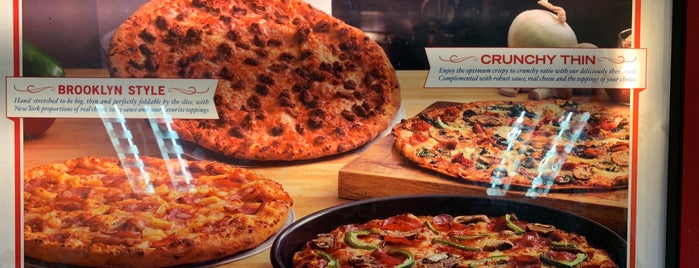 Domino's Pizza is one of Xavier 님이 좋아한 장소.