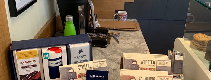La Colombe Torrefaction is one of Boston - Cheap and Quick.