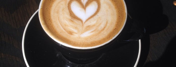 Lamplighter Roasting Company is one of Richmond Spots.