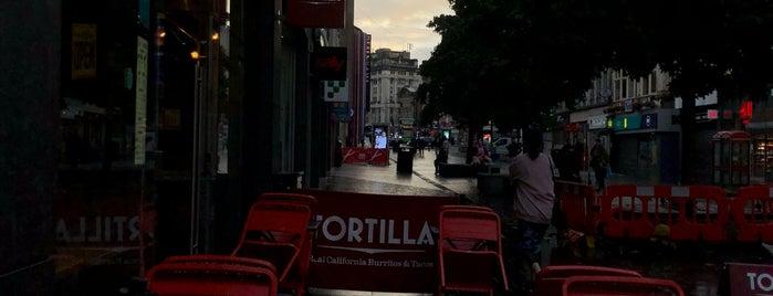 Tortilla is one of Posti che sono piaciuti a Nichola.