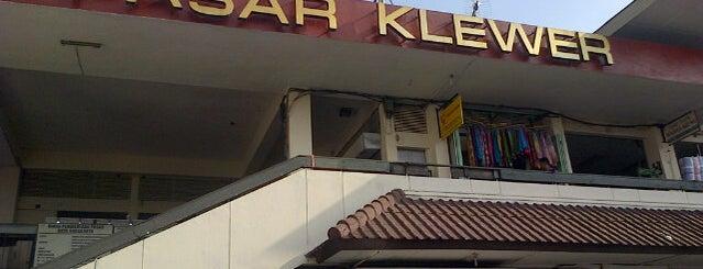 Pasar Klewer is one of Java / Indonesien.