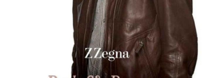 Ermenegildo Zegna is one of Tempat yang Disimpan Hakan.